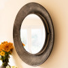 Black & Silver Mirror