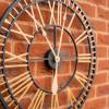 Black & Gold Clock