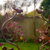 BIRD SMALL SPINNER SET 4 ASS'D SP605