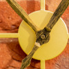 Gold Clock