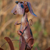DOG WIND SCULPTURE