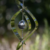 STAINLESS STEEL LARGE SINGLE EYE ORNAMENT x 6 Pieces