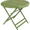 Wimbledon 70cm Round Folding Table