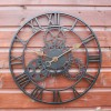 The Cogg 51cm Outdoor Clock