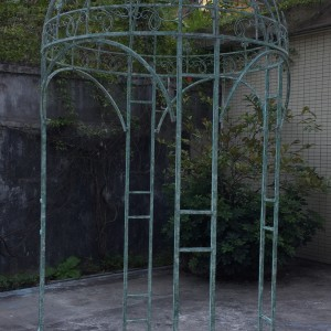 Antique Green Gazebo