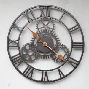 The Cog Outdoor Clock