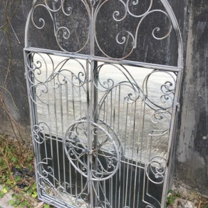 Gated Garden Mirror