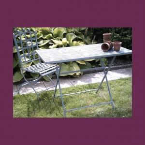 Felbrigg Folding Small Rectangular Table