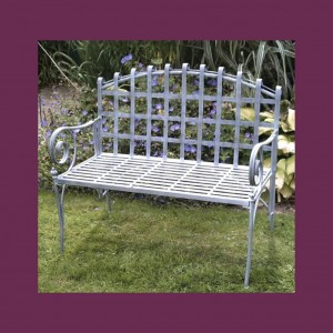 Felbrigg Folding Two Seater Bench