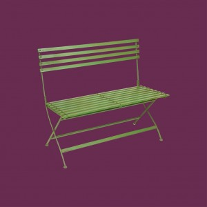 Wimbledon Two Seater Folding Bench