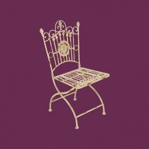 Louis Folding Dining Chair