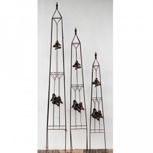 Butterfly 3 piece Obelisk Set