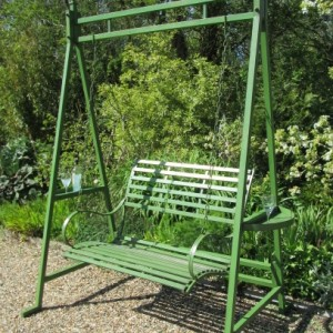 Wimbledon Two Seater Swing