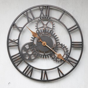 The Cogg Outdoor Clock