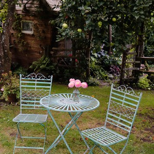 Tea With Sophia Table with two Chairs