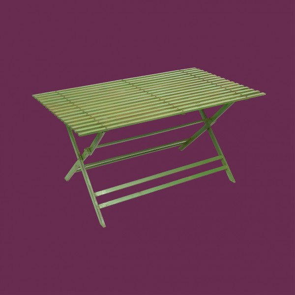Wimbledon Rectangular Folding Table