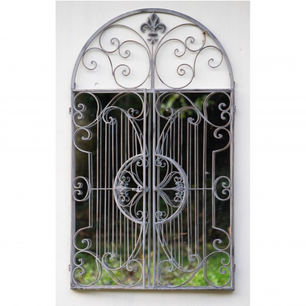 Gated Garden Mirror - OUT OF STOCK