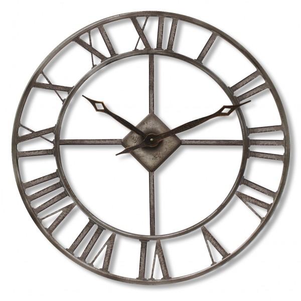 Rustic Large Garden Clock
