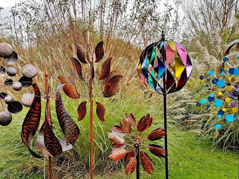 Wind Sculptures